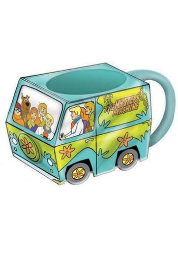 Scooby Doo Mystery Machine 3D Mug