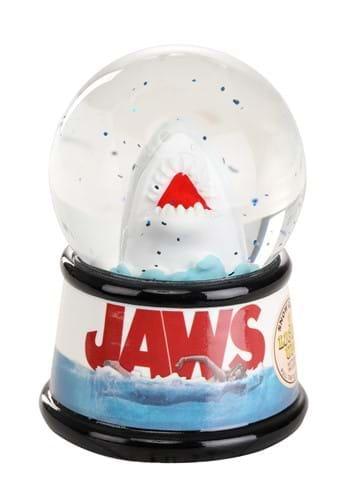 Jaws Logo Light Up Snow Globe