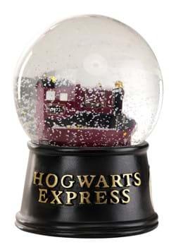 Harry Potter Hogwarts Express Light Up Snow Globe-1