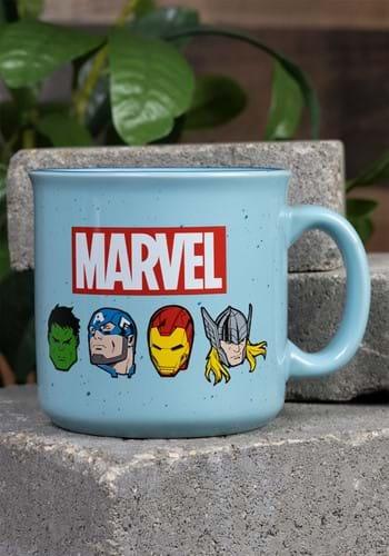 Marvel Comics Avengers 20oz Camper Mug-1