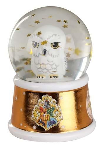 Harry Potter Hedwig Light Up 55mm Snow Globe