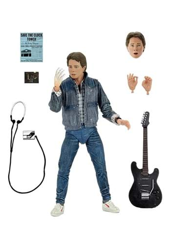 Back to the Future Marty McFly Audition 7 Scale Figure