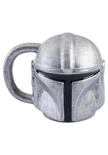 The Mandalorian Helmet 20oz Ceramic Mug