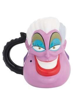 Disney Ursula 16oz Sculpted Ceramic Mug