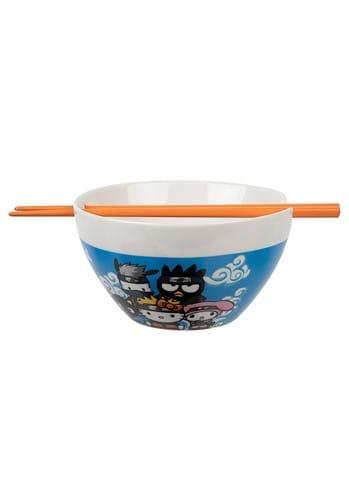 Sanrio Naruto Ramen Bowl