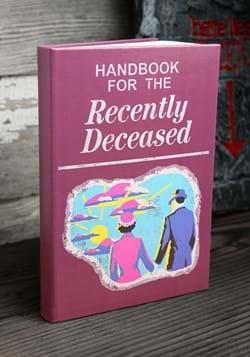 Beetlejuice Handbook for Deceased Journal