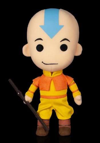 Avatar the Last Airbender Aang Q Pal Plush