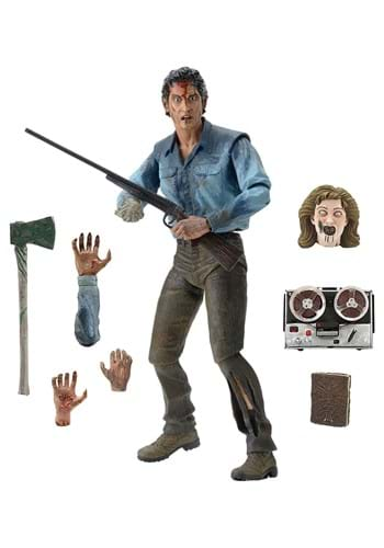 """Evil Dead 2 Ash Ultimate 7"""" Scale Action Figure"""