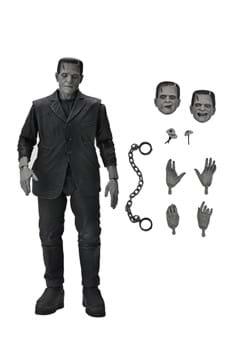 "Universal Monsters Ultimate Frankenstein 7"" Scale"