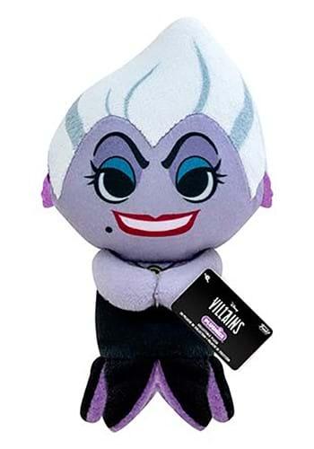 POP Plush Villains Ursula 4 Inch