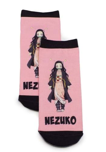 Demon Slayer Nezuko Character Ankle Sock