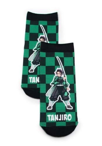 Demon Slayer Tanjiro Character Adult Ankle Sock