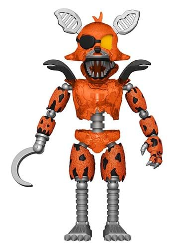 Five Nights at Freddys Grim Foxy Action Figure
