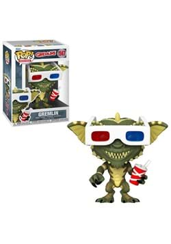 POP Movies Gremlins Gremlin with 3D Glasses