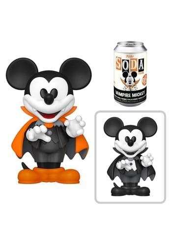 Funko Vinyl SODA Mickey Mouse Vampire Mickey