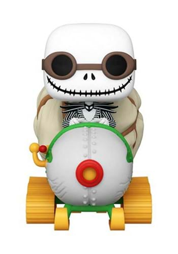 POP Ride TNBC Jack with Goggles Snowmobile