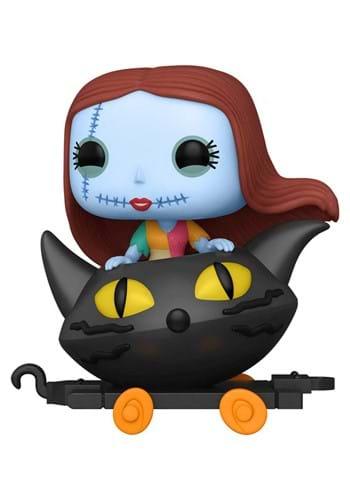 POP Train NBC Sally in Cat Cart