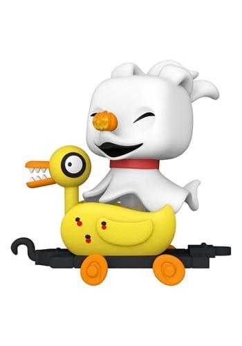 POP Train NBC Zero in Duck Cart