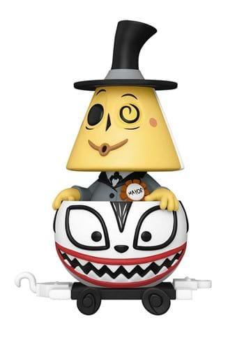 POP Train NBC Mayor in Ghost Cart