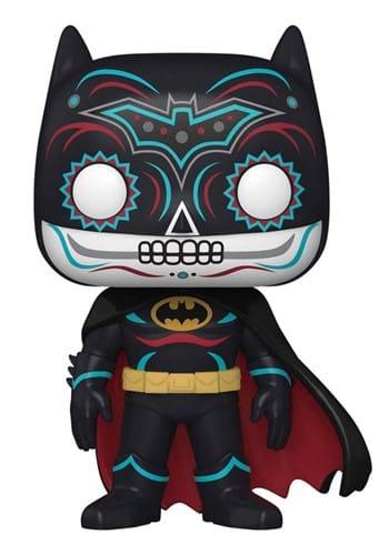 Funko POP Heroes Dia De Los DC Batman