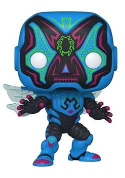 Funko POP Heroes Dia De Los DC Blue Beetle