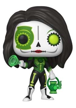 Funko POP Heroes Dia De Los DC Green Lantern Jessica