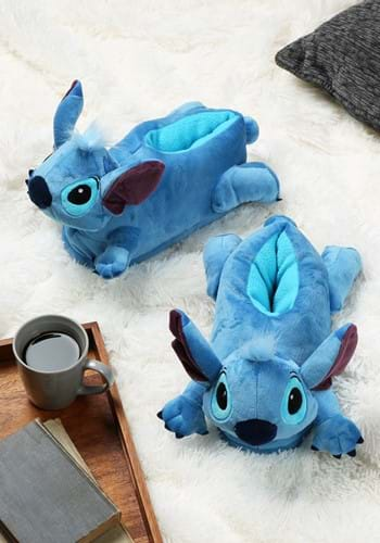 Lilo & Stitch Plush Adult Slippers-update