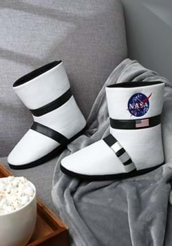 NASA Astronaut Boot Adult Slippers upd