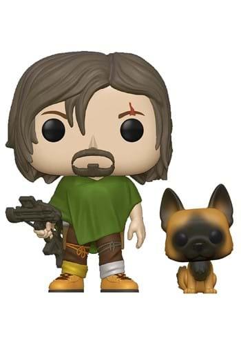 POP Buddy Walking Dead Daryl with Dog