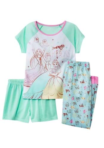3 Pc Girls Disney Precious Princess Sleep Set-updated