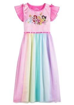 Girls Disney Princess Party Gown