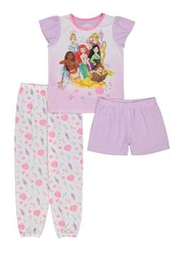 3 Pc Toddler Girls Disney Precious Princess Sleep