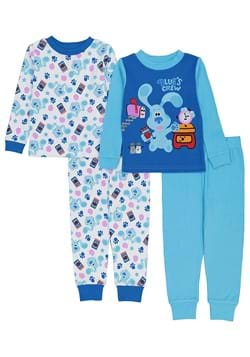Toddler Boys Blues Clues 2 Pack Pajama Set