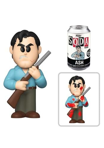 Vinyl SODA Evil Dead Ash
