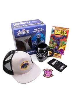 Black Panther Collector Box