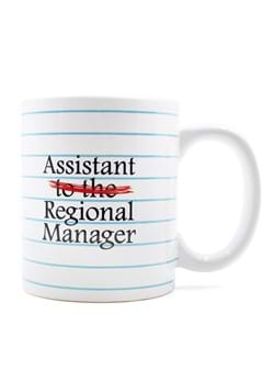 The Office Assistant Regional Manager Mug