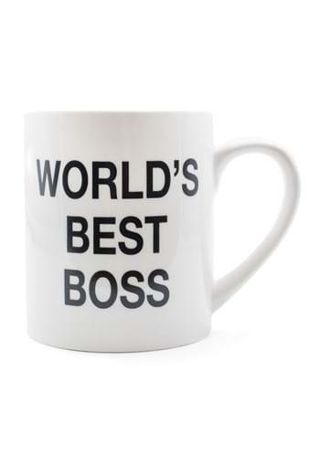 The Office Worlds Best Boss Mug