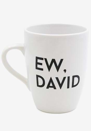 Schitts Creek Ew David Mug