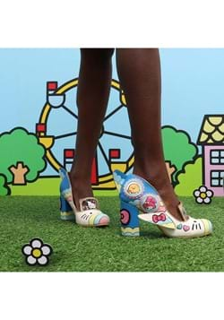Irregular Choice Hello Kitty It's Time to Have Fun