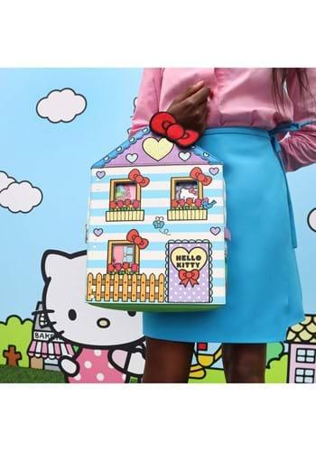 Irregular Choice Hello Kitty Interactive House Bag