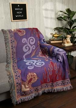 Aladdin Magic Carpet Tapestry Throw-update