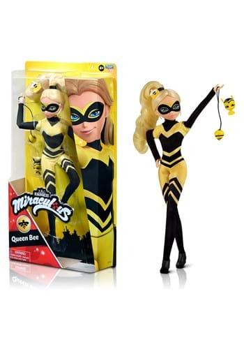 Miraculous Ladybug Queen Bee Fashion Doll