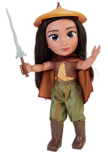 Raya and the Last Dragon Articulated Large Doll Raya