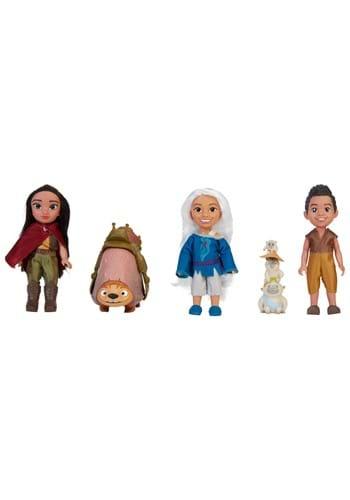 Raya and the Last Dragon Petite Character Set