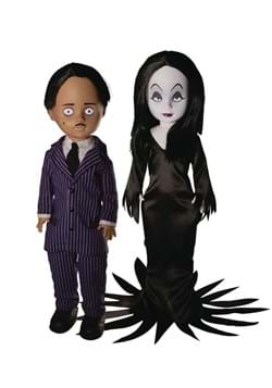 Living Dead Dolls The Addams Family