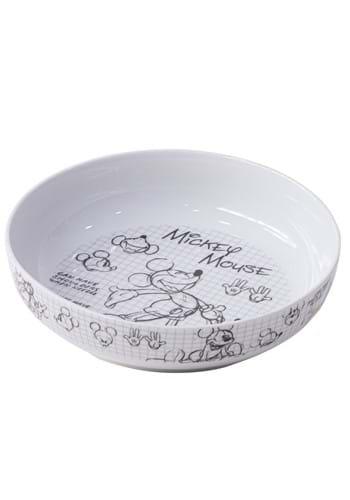 Disney Sketchbook Mickey Dinner Bowl