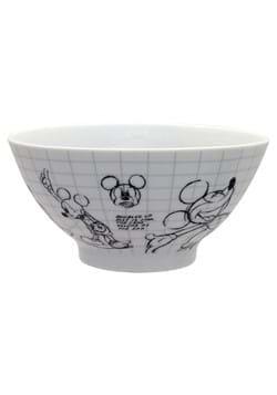 Disney Sketchbook Mickey Soup Cereal Bowl upd