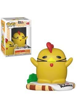 Funko POP Sanrio: GudeXNissin- Chicken Gudetama