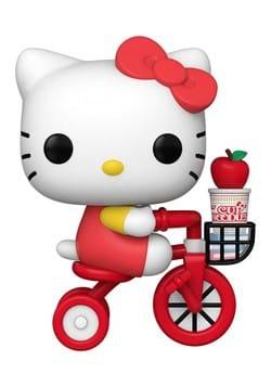 Funko POP Sanrio: HKxNissin - Hello Kitty on Bike