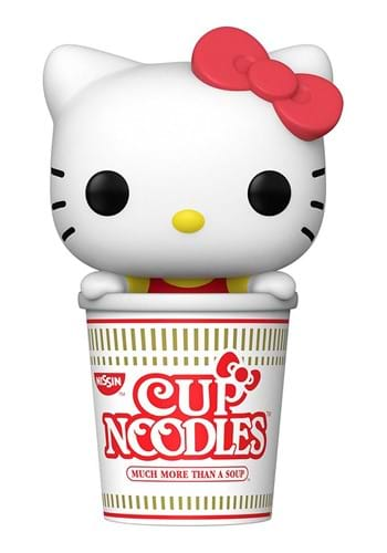 POP Sanrio HKxNissin Hello Kitty in Noodle Cup